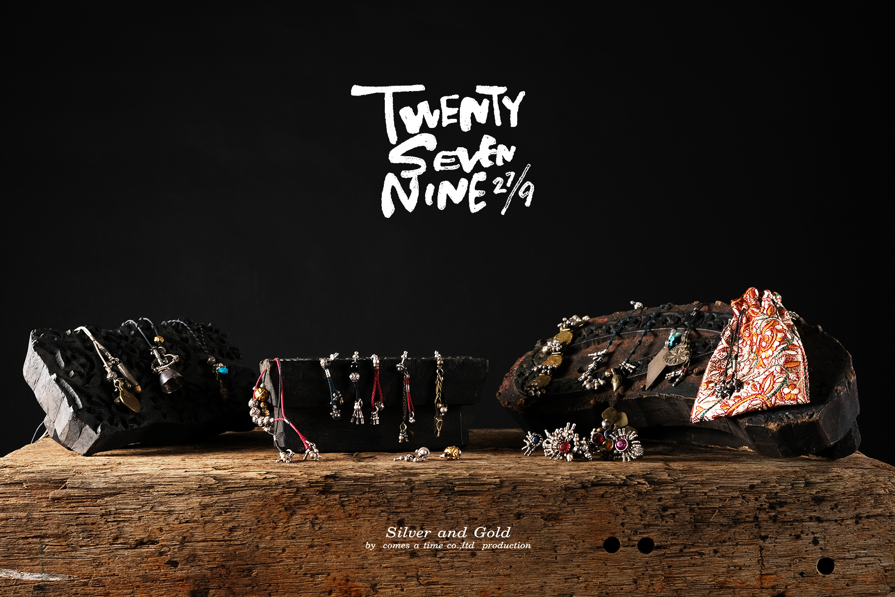 【 TWENTY SEVEN NINE 27/9 POP-UP 】