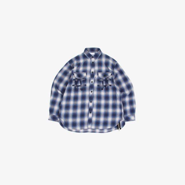 TheSoloist. Side Back Zip – Not Work Shirt? [ss.0012]