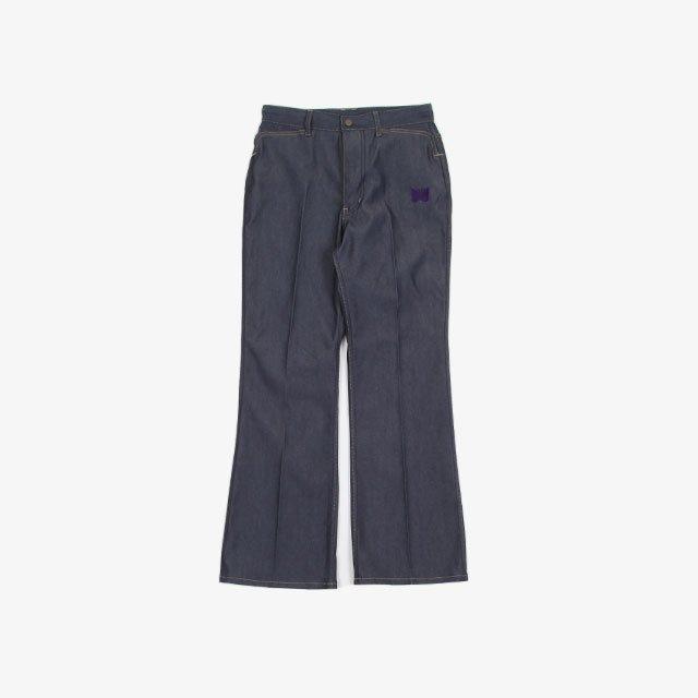 Needles Boot-Cut Jean – 10.5oz Poly Twill Navy [JO208]