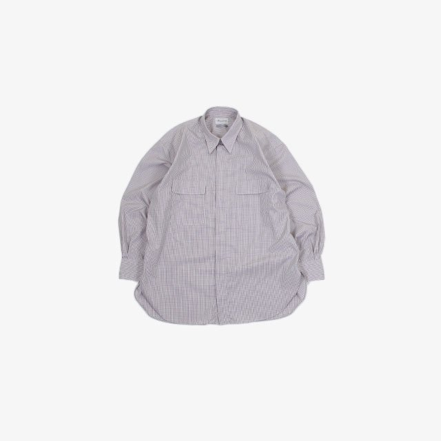 Marvine Pontiak shirt makers Fly Front 3 Button SH [MPSM-2001S]