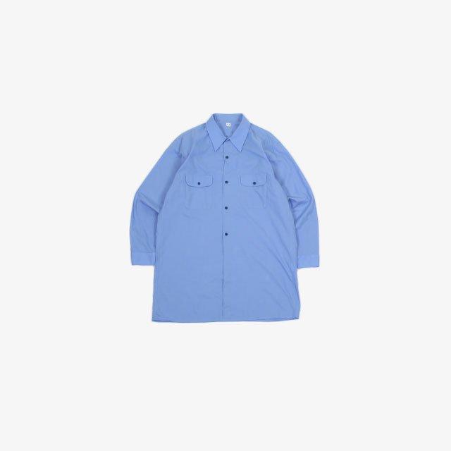 ETS.MATERIAUX ETS Supima Twill Long Shirt [21050300260230]