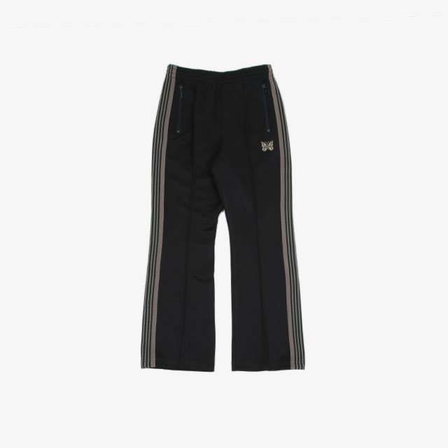 Needles Boot-Cut Track Pant – Poly Smooth [JO224]