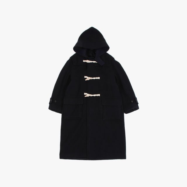 blurhms Wool Melton Duffle Coat [ROOTS21F1]