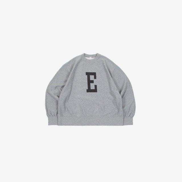 ETS.MATERIAUX ETS.LOGO Sweat GRAY1 ( E ) [21070300260530]