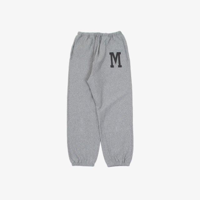 ETS.MATERIAUX ETS.Logo Sweat Pants GRAY2 ( M ) [21070300260630]