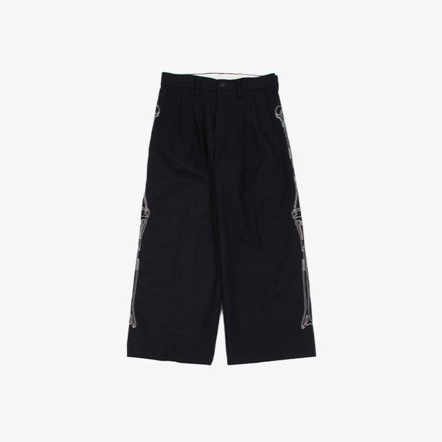 ensou. Born Trousers Navy
