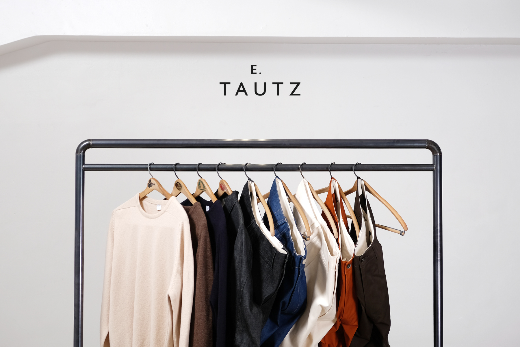 E.TAUTZ POP-UP TOUR in Silver and Gold