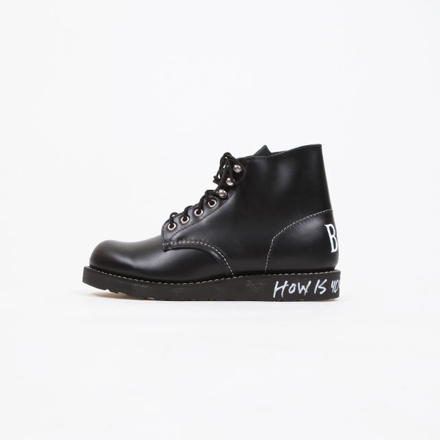 """TODAY edition THE BOOTS """"RED WING OFFICIAL"""" BLACK [21aw-16]"""