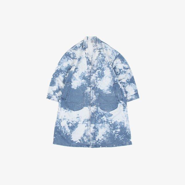 N.HOOLYWOOD × LEE SERVICE COAT 1100 BLUE [6212-LE01-040]