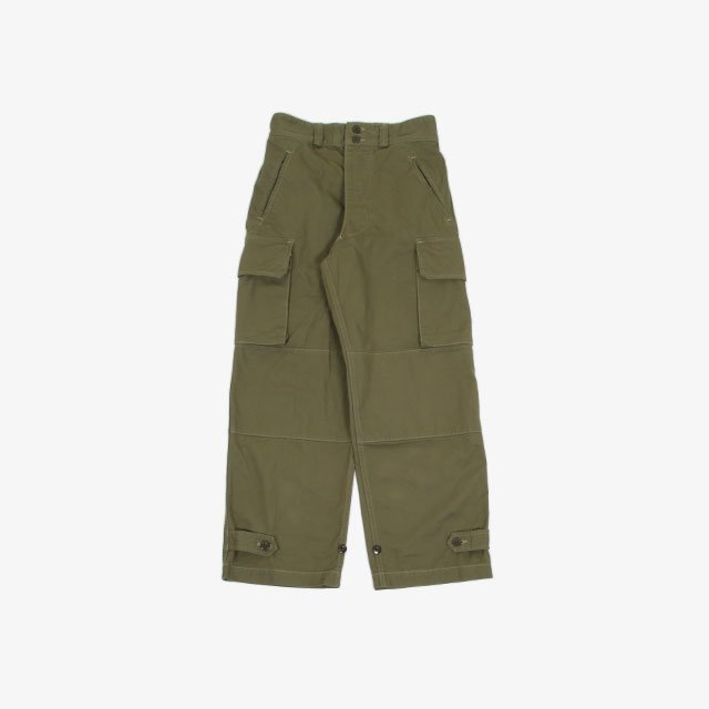 orSlow M-47 FRENCH ARMY CARGO PANTS ARMY GREEN [03-5247-76]
