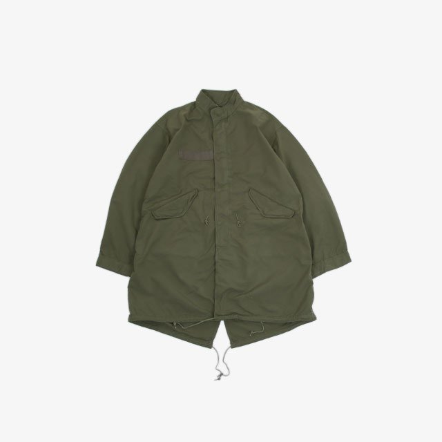orSlow M-65 FISH TAIL COAT ARMY GREEN [03-6065-76]